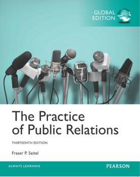 The Practice of Public Relations | CMKT 402