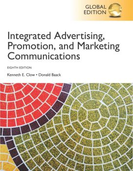 Integrated Advertising, Promotion & Marketing Communications | CMKT 301