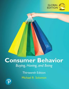 Consumer Behavior | CMKT 403