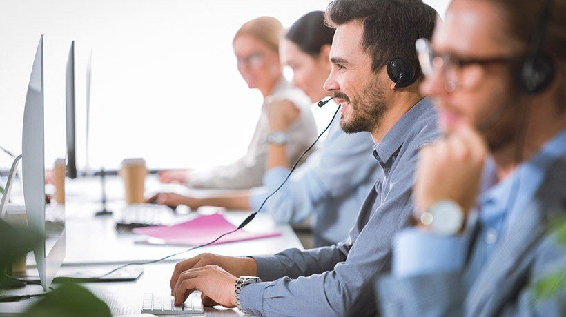 Call Center Training – Sales and Customer Service Training for Call Center Agents
