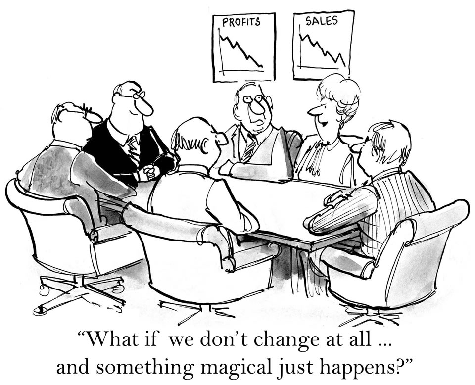 Change Management: Change & How to Deal with It