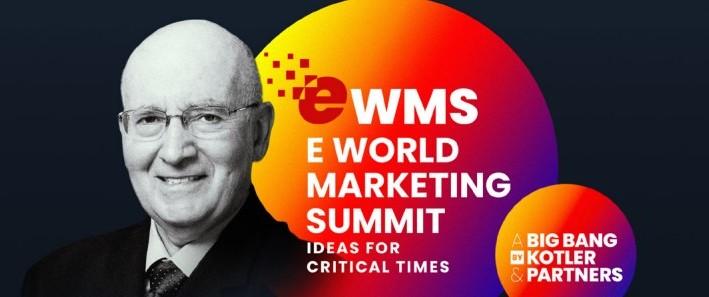 eWMS 2020 electronic World Marketing Summit 2020